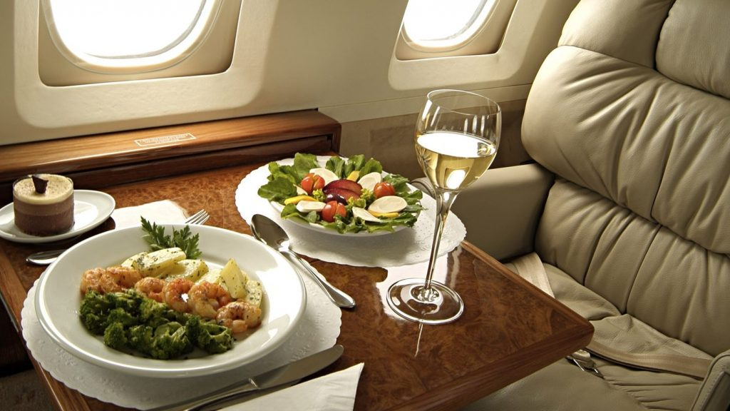 Cafe Delish In-Flight Catering